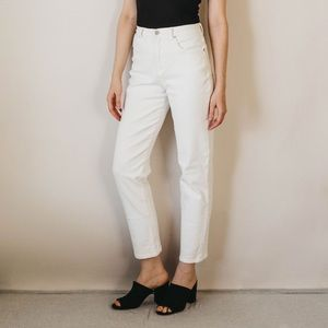 Vintage 90s Gloria Vanderbilt High Waist Denim